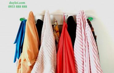 Mắc quần áo